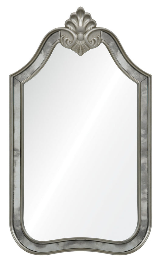 Traditional style mirror
