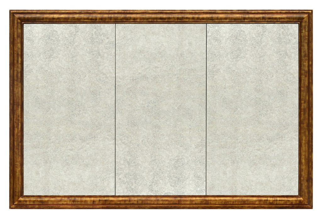 Framed antique multi-panel mirror online