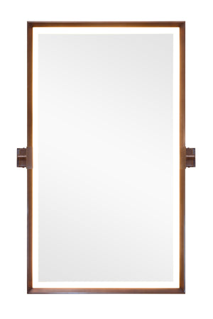 LED Framed Mirror