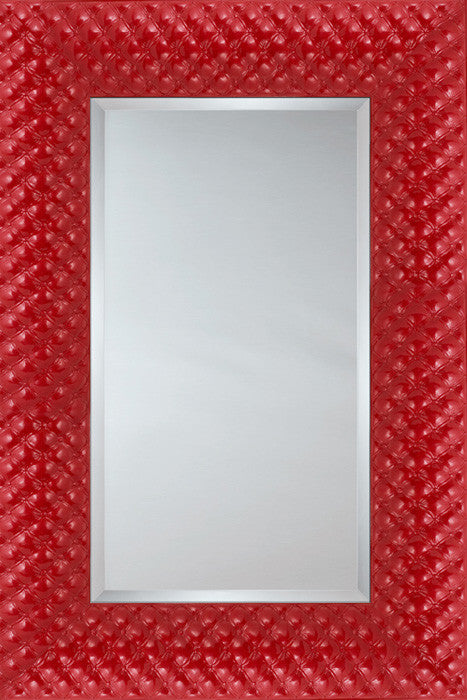 81181 - Red Gloss Mirror