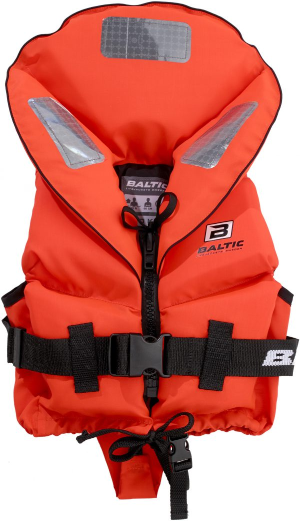 Pro Sailor Life Jacket | Orange (10-20kg)