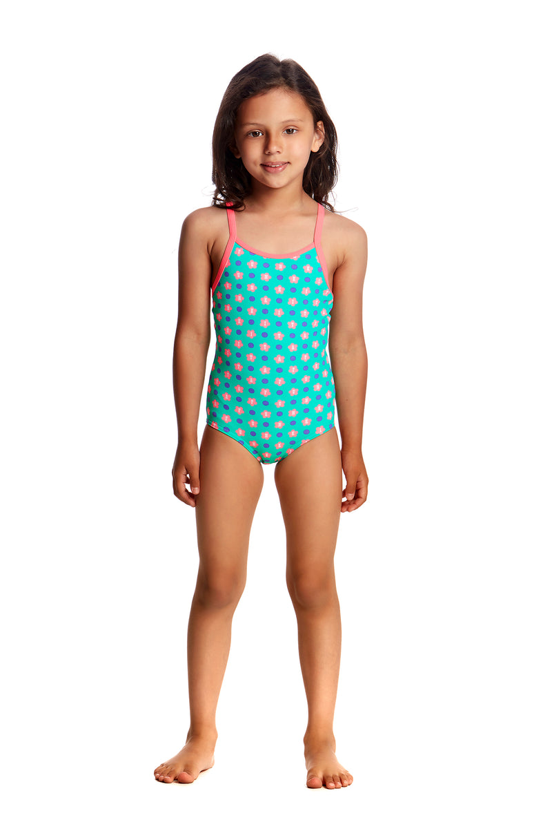 Printed One Piece | Minty Fresh