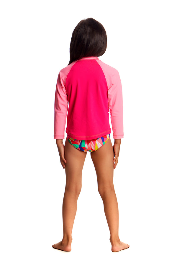 Funkita - Rash Shirt - Stare Bear
