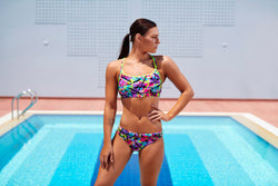 Funkita - Ladies Sports Bikini Bottoms - Spray On