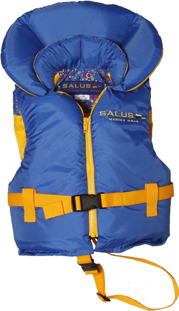 Salus Nimbus Child Life Vest - Blue