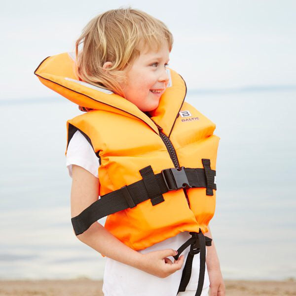 Pro Sailor Life Jacket | Orange (15-30kg)