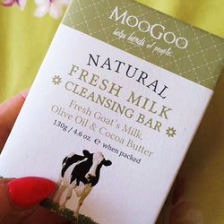 Goat's Milk Cleansing Bar | 130g