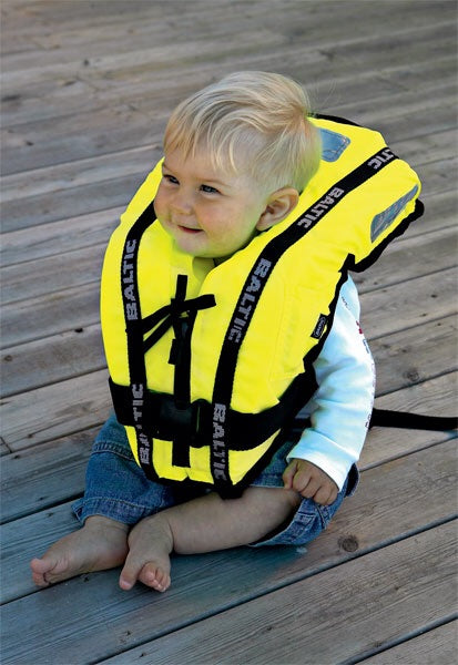 Baltic Bambi Life Jacket - Yellow - 3kg-12kg