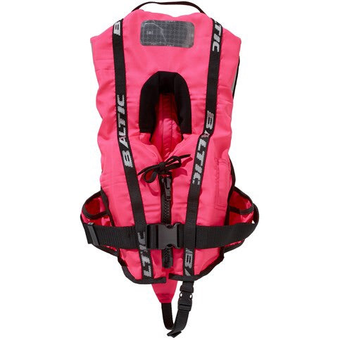 Baltic Bambi Life Jacket | Pink 3-10kg - Frogs and Toadstools