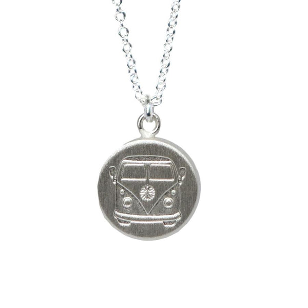 Camper Combi | Silver Necklace
