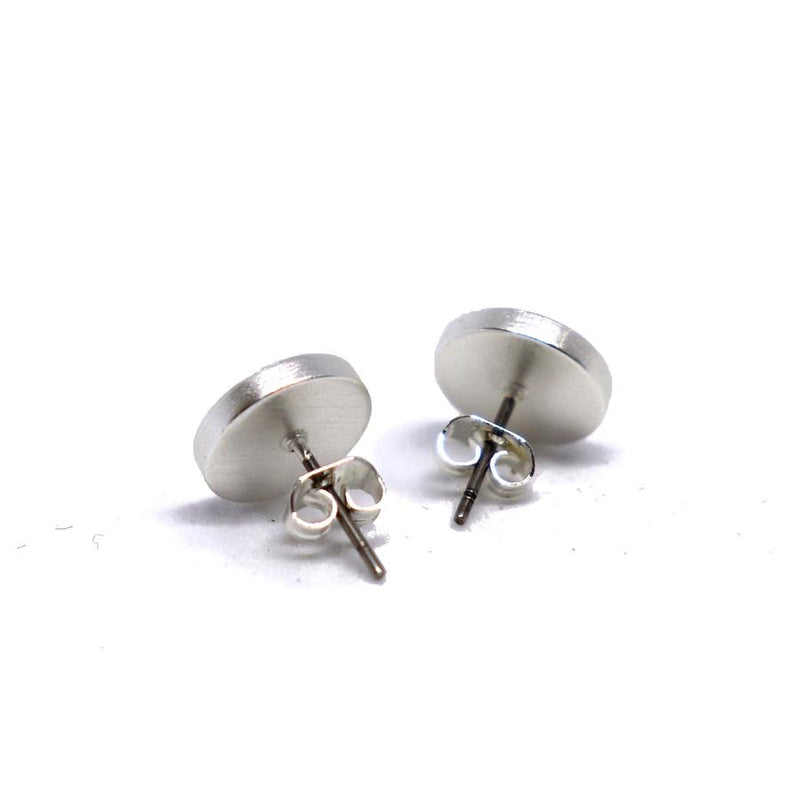 Camper Combi | Silver Earrings