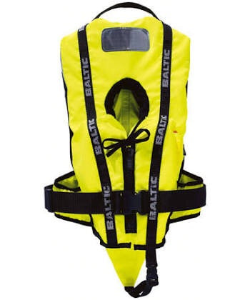 Baltic Bambi Life Jacket | Yellow 3-12kg