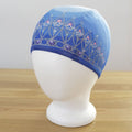 Poolbeanies Swimming Cap - Tiara in Crystal Blue (Lycra)