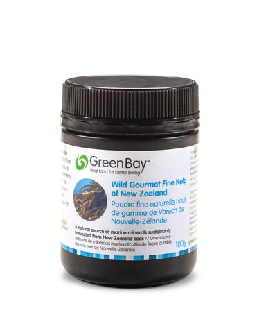 Wild Gourmet Kelp of New Zealand, 100g