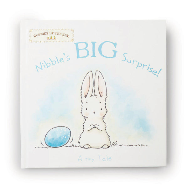 Closeup Nibble Bunny Board Book