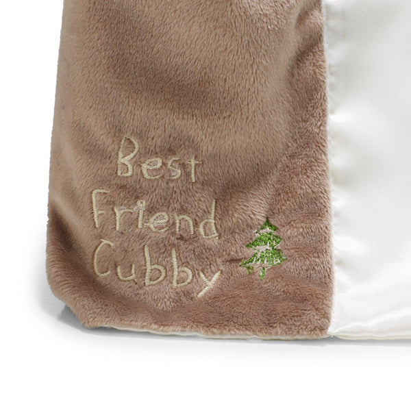 Detail Cubby Buddy Embroidery