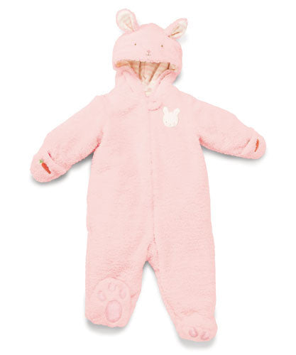 Bunnies by the Bay Blossom Bunny Pink Snugsuit