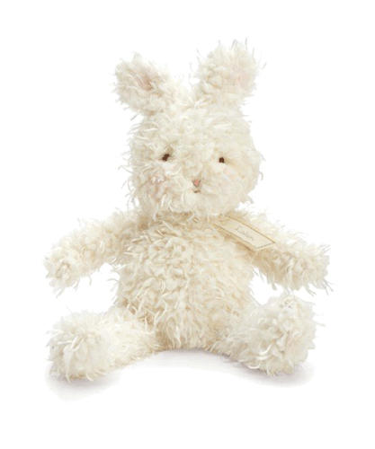 Shaggy Hoppy Bunny Rabbit Doll