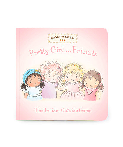 Pretty Girl Friends Children's Book