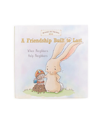 Mole and Bunny Book