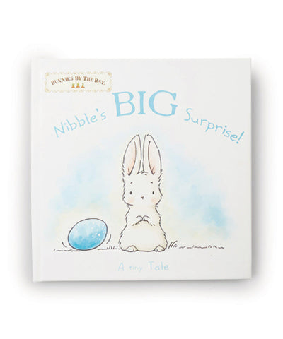 Book with Bunny and Egg cover