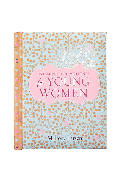 Devotionals for Young Women Cover