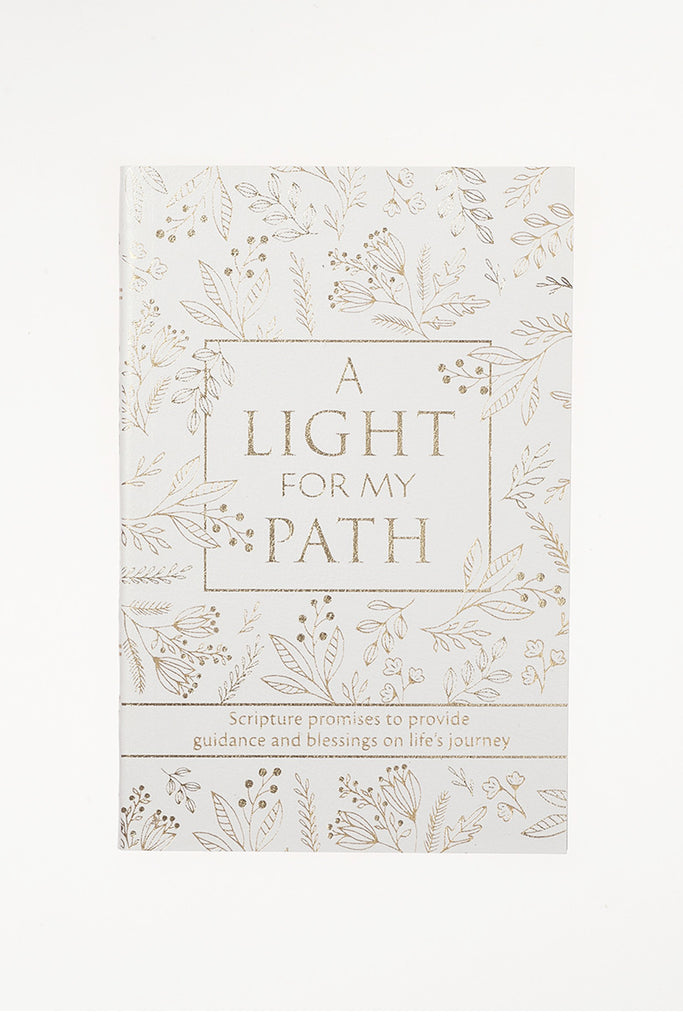A Light for My Path Gift Book