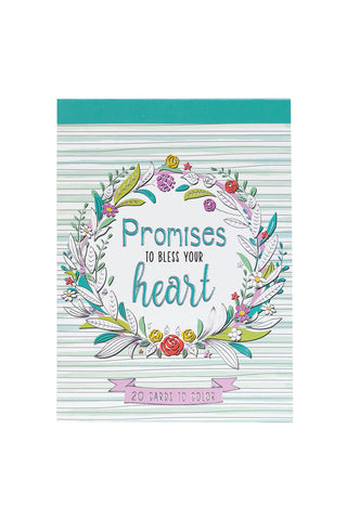 Promises Coloring Cards