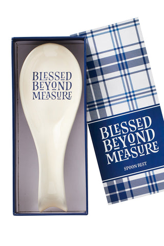 Blessed Spoon Rest