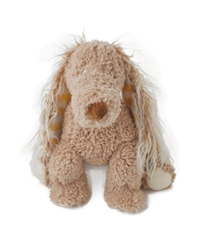 Bunnies by the Bay's Dudley Dog Stuffed Animal