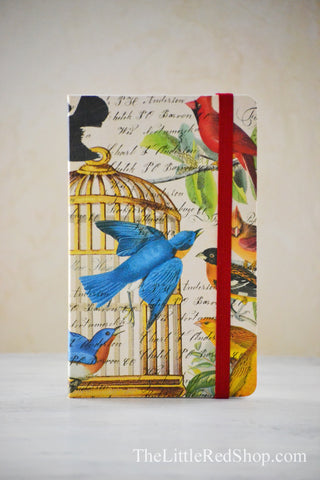Birdcage Library Pocket Journal
