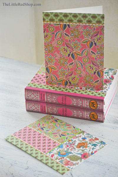 "Tutti Frutti ""Library Notes"" Card Set"