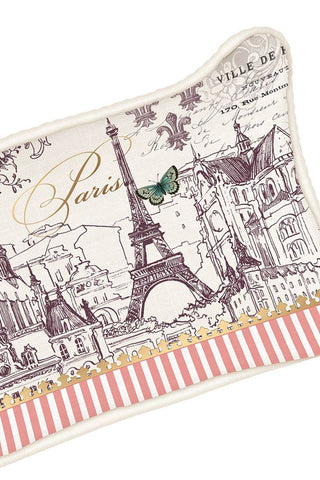 Toujours Paris Pillow