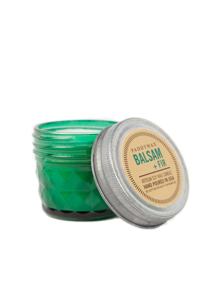 Balsam and Fir Soy Wax Candle