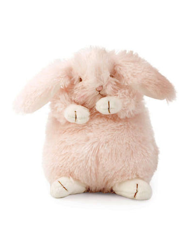 Bunnies by the Bay's Pink Petal Bunny Rabbit Stuffed Animal Baby Gift