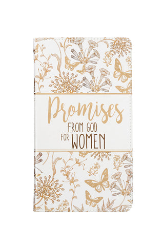Promises Ivory and Gold Book Cover