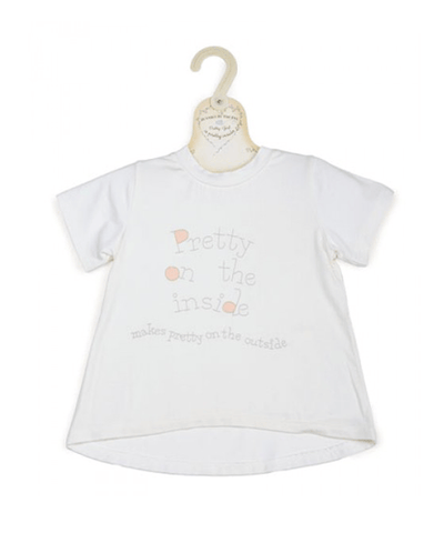 Pretty Girl Baby T-Shirt