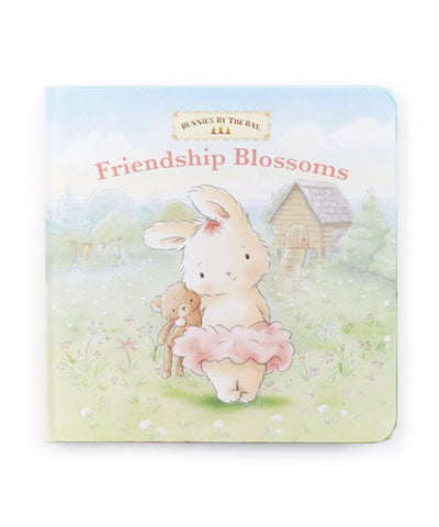Bear & Bunny Board Book