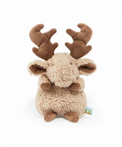 Wee Bruce the Moose Stuffed Animal