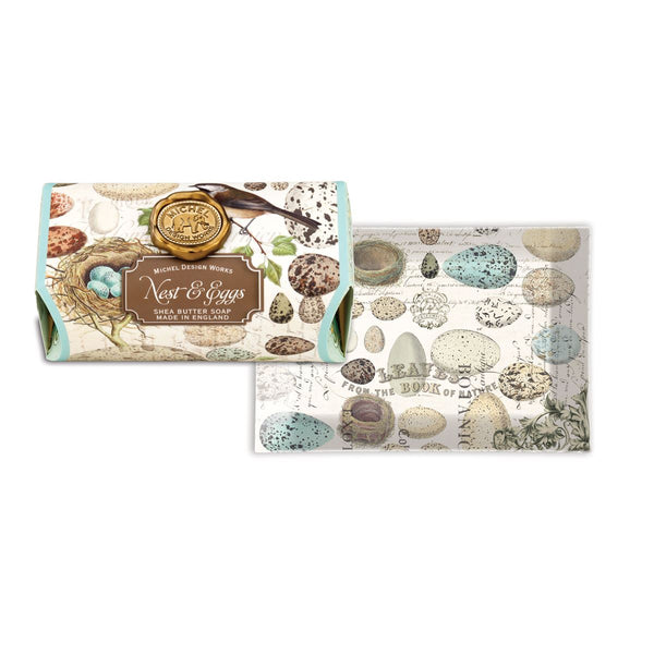 Nest & Eggs Soap and Dish