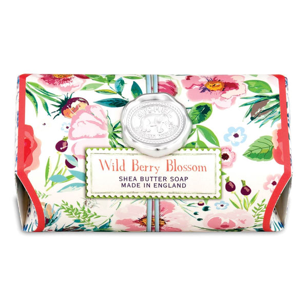Wild Berry Blossom Large Bar Soap