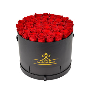 Luxury flower bouquet box.