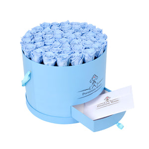 Sky Blue Box (X-Large)