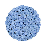 The Roses can Last 1year (Premium Sky Blue Roses)