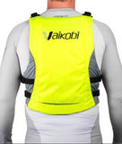NEW - Vaikobi V3 Ocean Racing PFD, Fluro Yellow-Grey
