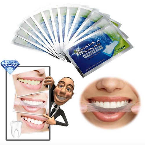 Fresh Fix Tooth Whitening Strips