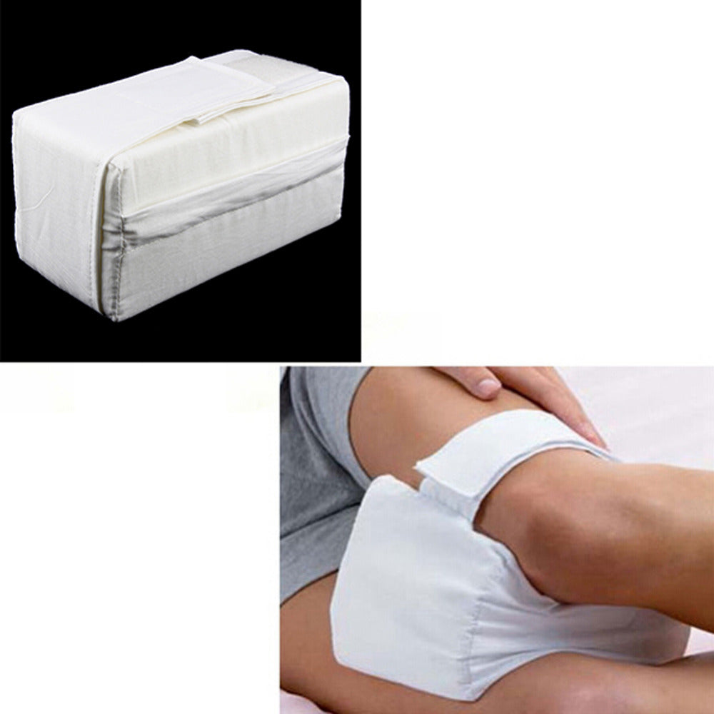Elevating Knee Pump Pillow