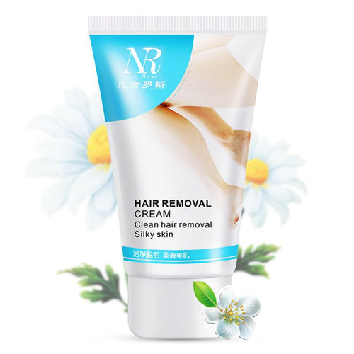 Nature Glow Natural Hair Removal Cream