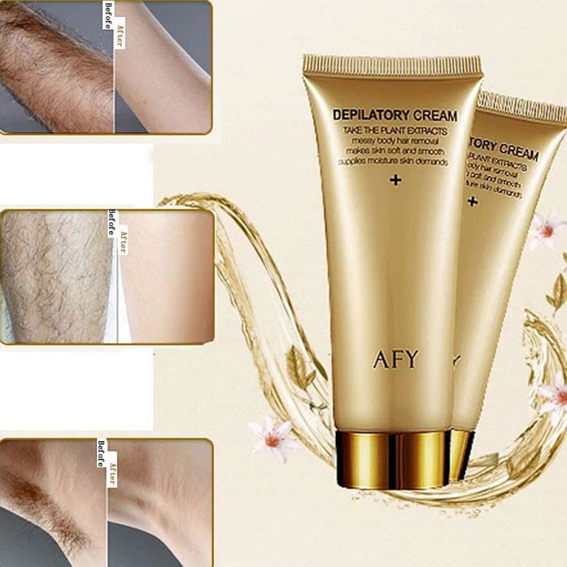 Goddess Smooth Hair Removal Cream