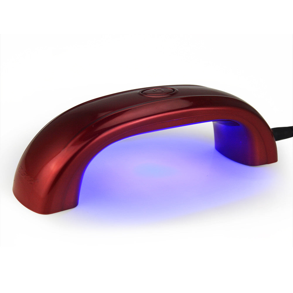 Chic and Slim LED Nail Dryer
